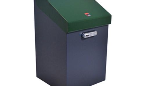 metal parcel box