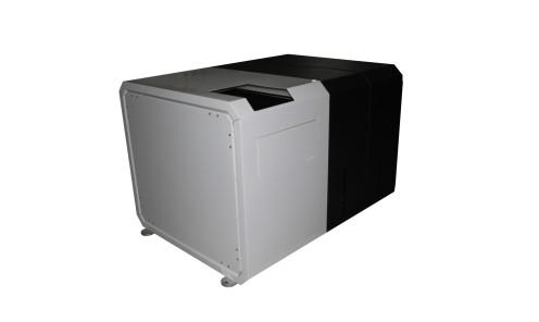 sheet metal garbage can